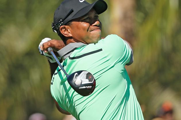 WGC-Cadillac Championship 2014 Leaderboard: Day 3 Scores, Results and Analysis