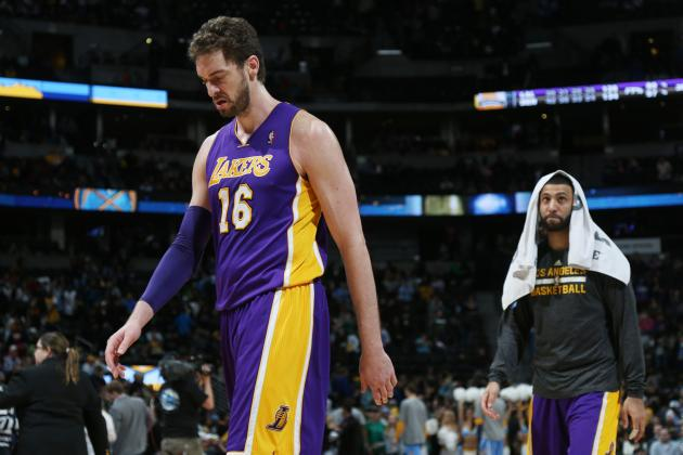 LA Lakers' Season Is About NBA Survival Now, Not the Score