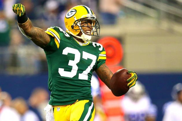 Sam Shields Signs 4-Year, $39 Million Deal with Packers