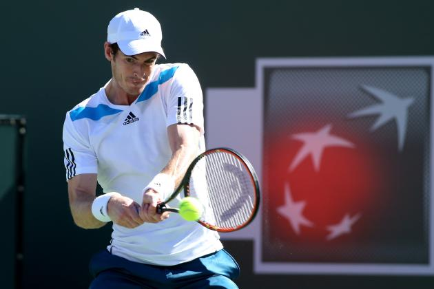 Andy Murray vs. Lukas Rosol: Score and Recap from 2014 Indian Wells