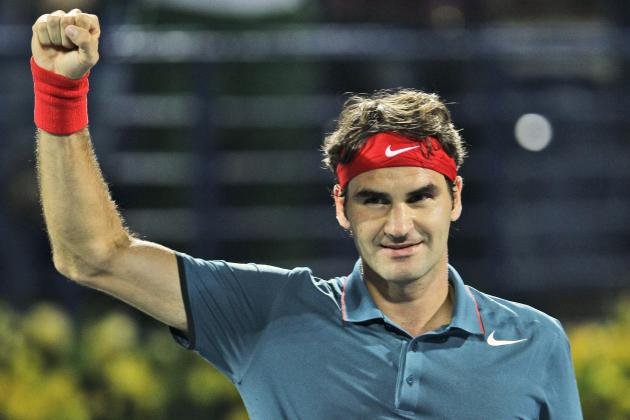 Roger Federer vs. Paul-Henri Mathieu: Score and Recap from 2014 Indian Wells