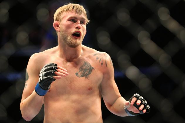 UFC Fight Night 37: 3 Fights for Alexander Gustafsson to Take Next
