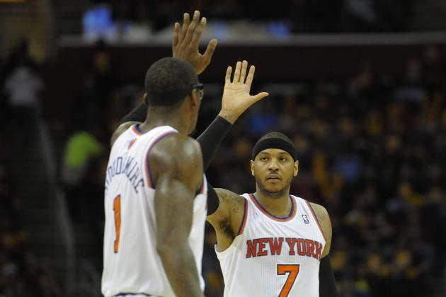 Buying or Selling New York Knicks as Playoff Team After 3-Game Win Streak