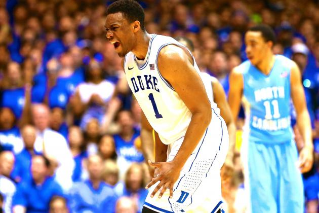 North Carolina vs. Duke: Live Score, Highlights and Reaction