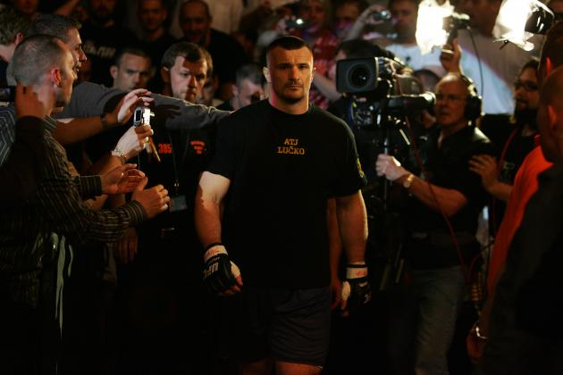 Glory 14 Zagreb Results: Recap and Analysis for Cro-Cop vs. Bonjasky