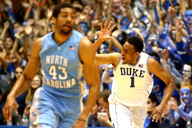 4-Point Play: Instant Analysis on Duke-North Carolina