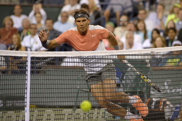Rafael Nadal vs. Radek Stepanek: Score and Recap from 2014 Indian Wells