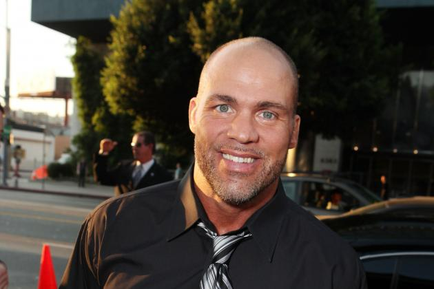 Former WWE Wrestler Kurt Angle Lands Role in 'Sharknado 2'