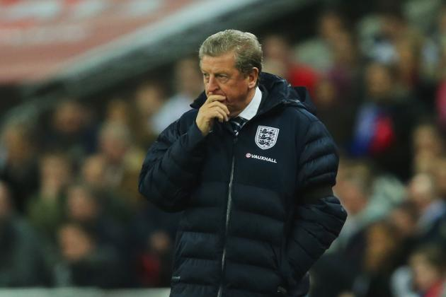 Roy Hodgson Keen to See out Four-Year England Contract