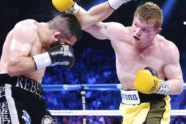 Alvarez vs. Angulo: Canelo's Star Shining Bright as Ever After Convincing Win