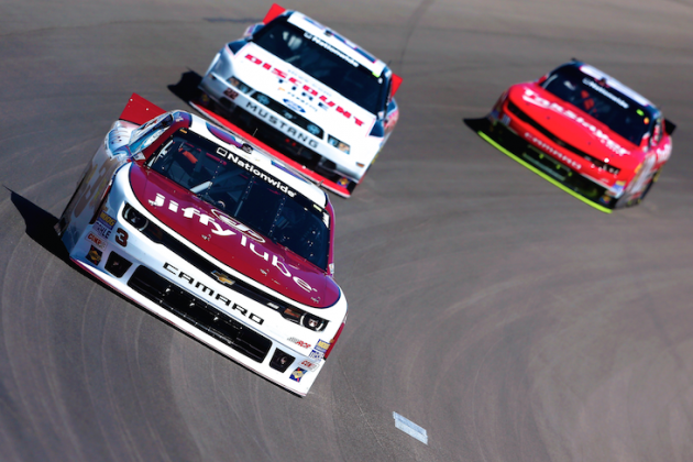 NASCAR at Las Vegas 2014: Race Schedule, Live Stream Info and Drivers to Watch