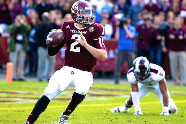 Johnny Manziel Has the Look of a True Boom-or-Bust QB Prospect