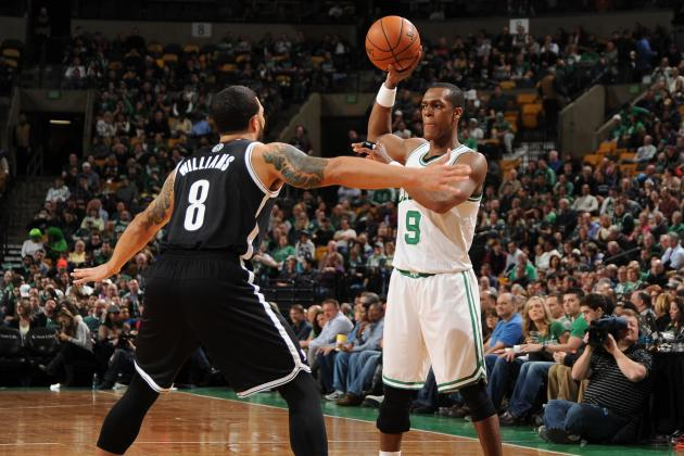 Will Rajon Rondo Have the Patience to Rebuild?