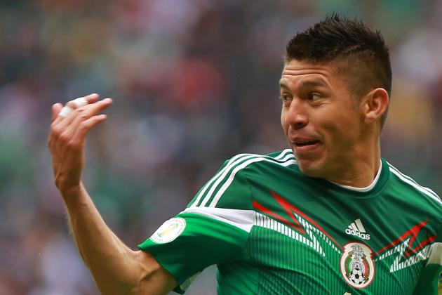GIF: Oribe Peralta's Incredible Goal in Club America vs. Santos Laguna