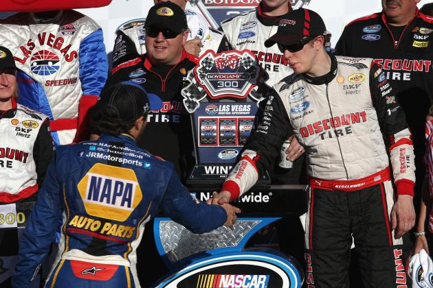 Is It Good for the Sprint Cup Drivers to Race in the Nationwide Series?