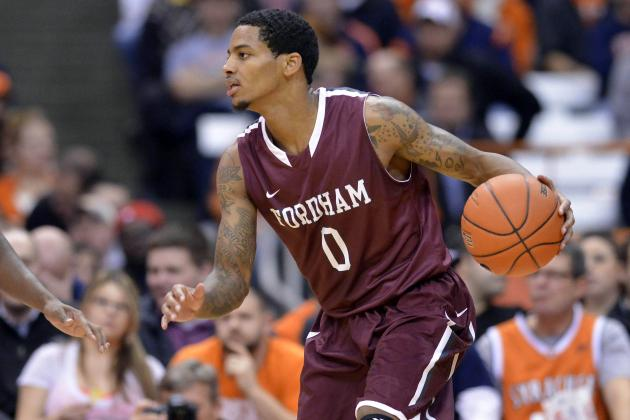 Fordham Drops 8th Straight, Gets Ready for Atlantic 10 Tournament