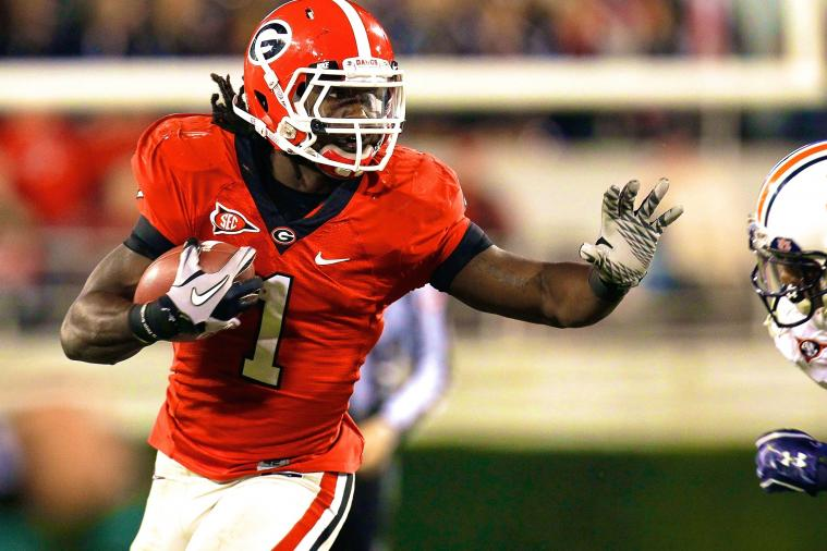 Former SEC Star Isaiah Crowell Rebounds for Shot at NFL Draft