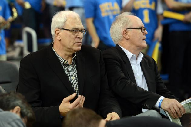 Timing of Phil Jackson Story Says All You Need to Know About New York Knicks