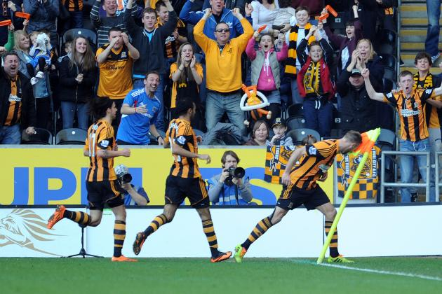 David Meyler's Headbutt Celebration References Alan Pardew Incident