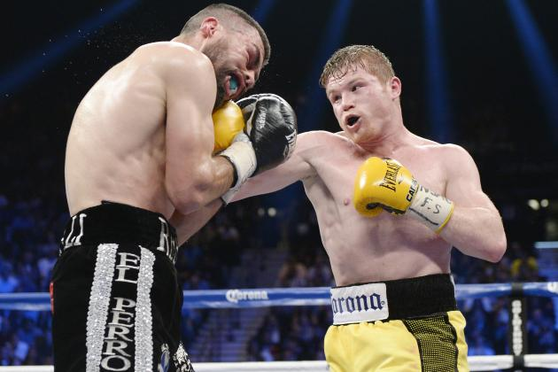 Canelo vs. Angulo: Alvarez's Lopsided Win Doesn't Redeem Floyd Mayweather Loss