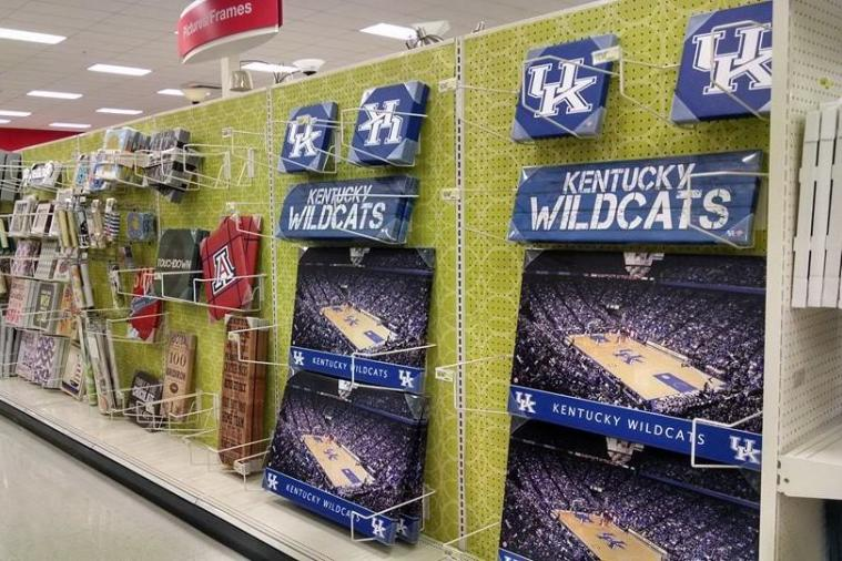 Kentucky and Arizona Wildcats Get Wrong Merchandise Sent to Local Stores
