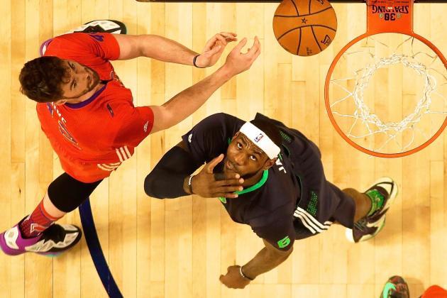 Cavs Reportedly Targeting LaMarcus Aldridge, Kevin Love to Land LeBron James