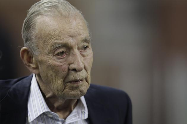 lions owner william clay ford sr passes away at age 88. Black Bedroom Furniture Sets. Home Design Ideas