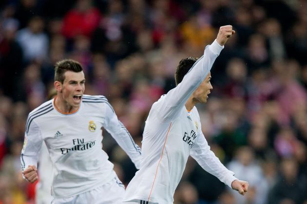 Real Madrid vs. Levante: Live Player Ratings for La Liga Leaders