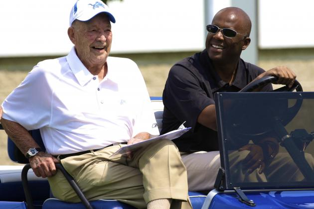 Lions Owner William Clay Ford Sr. Passes Away at Age 88