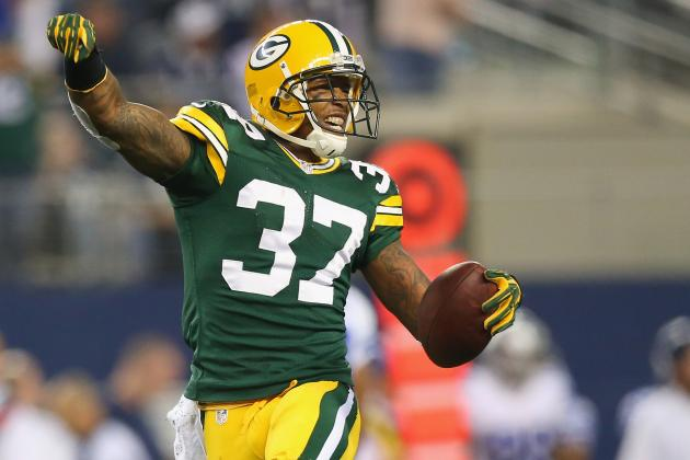 Sam Shields: Not Bad for an Undrafted Rookie Free Agent