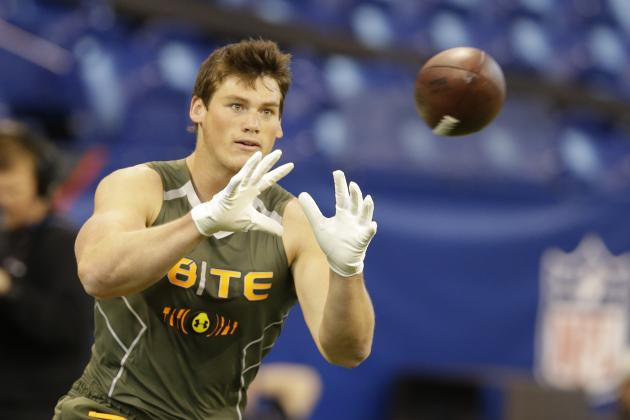 NFL Mock Draft 2014: Highlighting the Surest Bets of Round 1