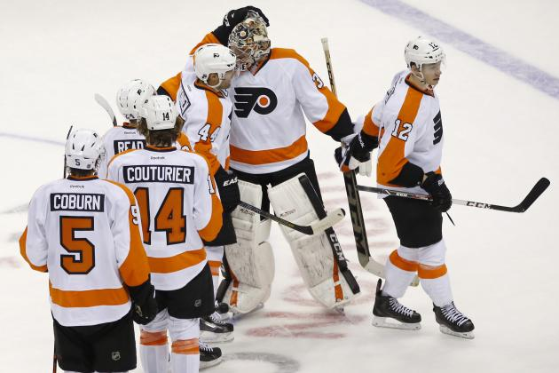 How Philadelphia Flyers Have Become One of the Hottest Teams in the NHL