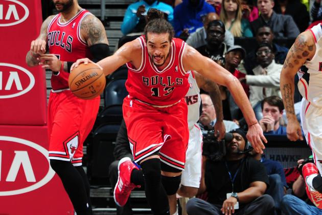 No Bull: Joakim Noah Is Actually a Top-10 NBA Player