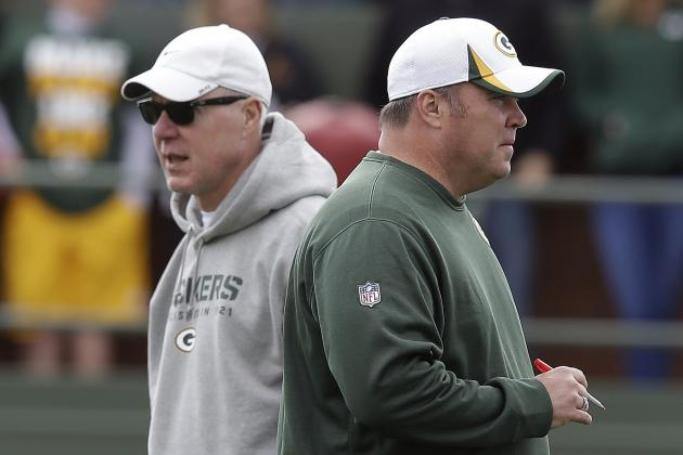Green Bay Packers: Ted Thompson's Approach May Alienate Mid-Tier Veteran Talent