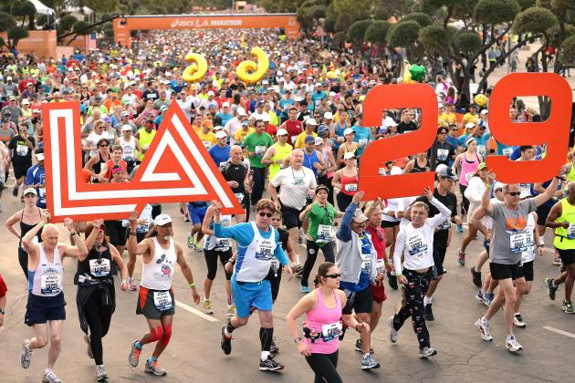 LA Marathon 2014: Finishing Times and Reaction to Top Results