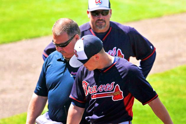 Kris Medlen Injury: Updates on Braves Pitcher's Forearm and Return