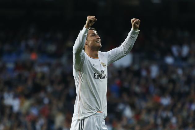Analysing Cristiano Ronaldo's Performance from Real Madrid vs. Levante