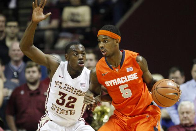 Cuse Closes Regular Season with Rout of FSU