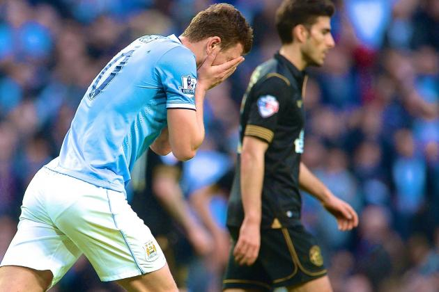 Manchester City Blow Big FA Cup Chance as Wigan Curse Strikes Again