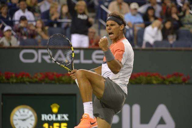 Indian Wells 2014: Day 5 Schedule, Matchups, Bracket and Predictions