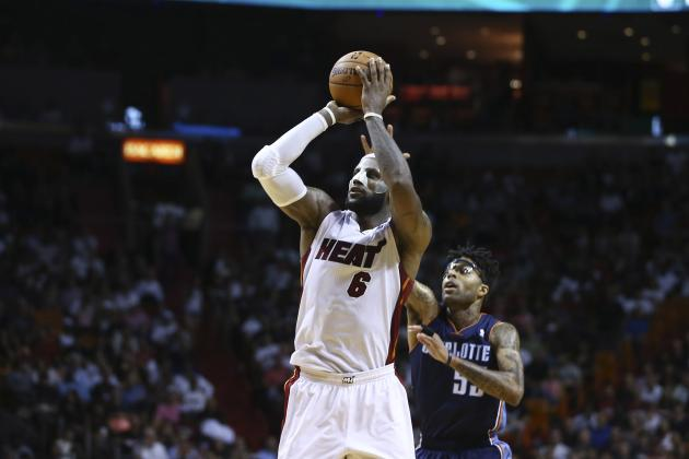 Could LeBron James Really Average 40 Points Per Game?
