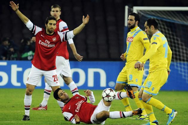 Mikel Arteta-Mathieu Flamini Partnership Is Vital to Arsenal's Late Trophy Push