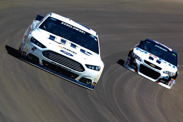 NASCAR at Las Vegas 2014: Live Results, Updates and Analysis