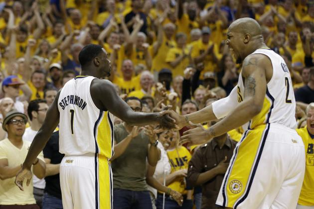 Who's More Valuable to Pacers, Lance Stephenson or David West?