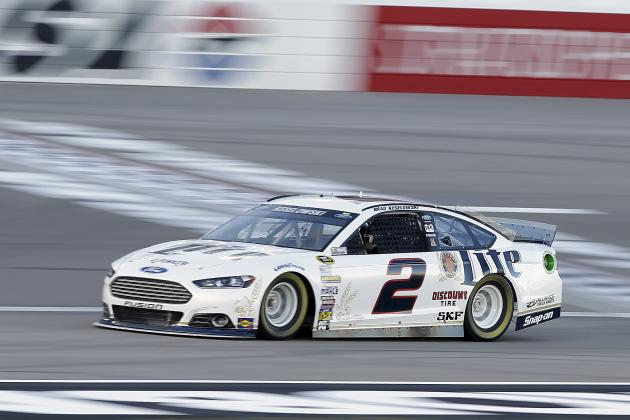 Sprint Cup Chase 2014: NASCAR Standings and Schedule Following Kobalt 400