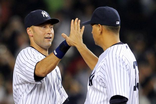 Notes: Jeter Brings Up a-Rod's Name