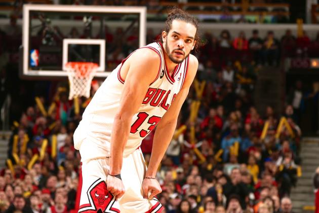Joakim Noah Doesn't Like MVP Chants, Says Derrick Rose Is Chicago Bulls MVP