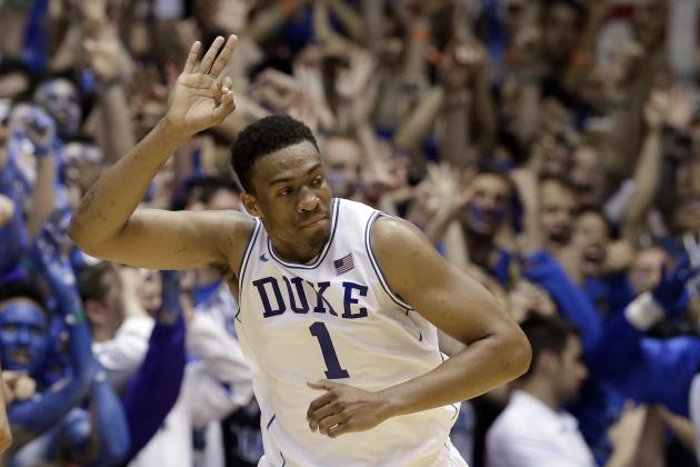 2014 NBA Mock Draft: Projecting Picks for the Entire 1st Round
