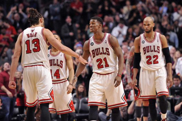 Chicago Bulls Are 1 Team Miami Heat Don't Want to See in 2014 Playoffs