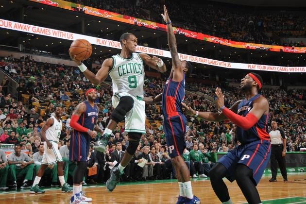 Rajon Rondo Passes Bill Russell as Boston Celtics 5th All-Time Leader in Assists